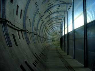 ナイストンネル!(再び